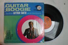 Arthur Smith, Guitar Boogie, Nashville,  Rare vinyl LP