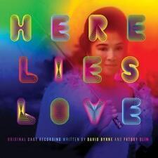 Byrne,David & Fatboy Slim - Here Lies Love (Original Cast Recording) /0