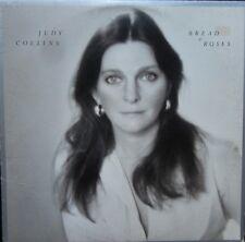JUDY COLLINS BREAD AND ROSES LP US Import Inner Bag Lyric Insert Elektra EX