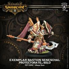 WARMACHINE Protectorate of Menoth PIP32090 Exemplar Bastion Seneschal NEW
