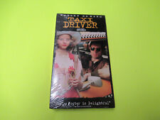 Sealed Taxi Driver Vhs Tape
