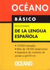 Diccionario de la lengua espanola/ Dictionary of the Spanish Language (Spanish