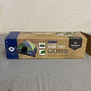 """Stansport Aspen Creek 4 Person 3 Season Dome Tent 8'x7'x54"""""""