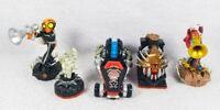 Frightful Fiesta, Fiesta, Crypt Crusher, ++ - Skylanders Superchargers Set Lot