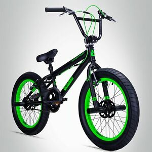 20 Zoll BMX Bergsteiger Tokyo Fat Bike 360°-Rotor-System Freestyle Pegs B-WARE