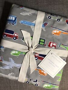 """Pottery Barn Kids Brody Transportation Anywhere Chair Slipcover Only 28"""""""