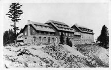 "Old Photo Oregon ""Crater Lake Lodge"""