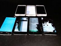 Lot of 7 Apple iPhone 8 - Customer Return Lot - iPhones