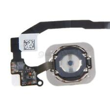 Touch ID Sensor Home Button Key Flex Cable Ribbon Assembly for iPhone 5S White