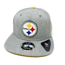 Pittsburgh Steelers New Era 9FIFTY Snapback Hat E7