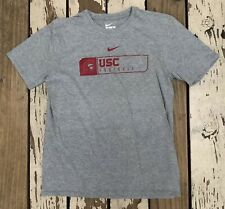 7e3d7931 USC Trojans • FOOTBALL • Men's THE NIKE TEE ATHLETIC CUT Fit Shirt size  MEDIUM