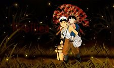 Grave Of The Fireflies Poster Length 800 mm Height: 500 mm SKU: 8889