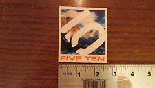 Five Ten el Cap Logo Sticker Decal