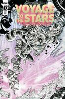 VOYAGE TO THE STARS #1 WILLIAMS II 1:10 VARIANT 2020 IDW PUBLISHING 8/19/20 NM