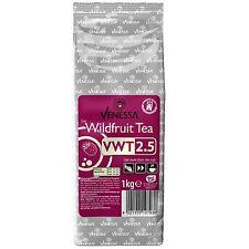 Wildfrucht Instant-Tee für Automaten 10 x 1kg Venessa