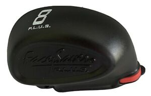 Face Saver 8 PLUS Golf Club Head Cover Black Right Handed