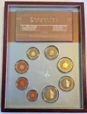 1999 Netherlands 8 Euro Coins Set Nederland Special Edition Holland
