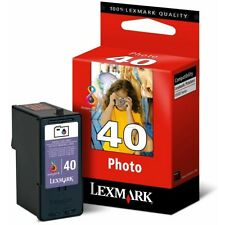 Lexmark 40, OVP KEIN REFILL, m. Mwst, Rechnung m. Mwst.