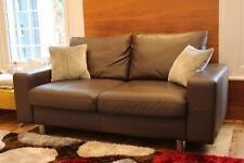 2 Ekornes stressless emma 200 model large 2 seater sofas suite new cost £4600
