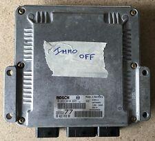 Calculateur débloqué Peugeot 406 2.0 HDI EDC15C2 77 0281010627 9642301880