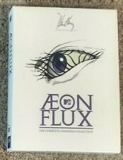 Aeon Flux Complete Animated Collection (Dvd 2005 3-Disc Set) Free Shipping Ln