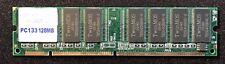 HP D8265A (128 MB, PC133, SDRAM, 133 MHz, DIMM 168-pin) RAM Module