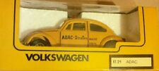 SCARCE TOMICA KADO VW BEETLE ADAC GERMANY MADE IN JAPAN 1:43 MINT IN BOX KT-21