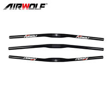 MTB Bicycle 31.8mm Handlebar Mountain Bike Flat Bar Carbon Fiber 580-720mm