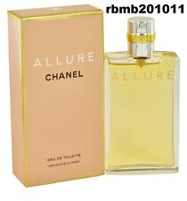 ALLURE WOMEN CHANEL 1.7 FL oz / 50 ML Eau De Toilette Spray Sealed Box