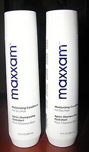 (2) MAXXAM Moisturizing Conditioners (for Dry Hair) HAIR CLUB FOR MEN/ WOMEN