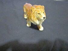 Vintage  Lion  Figurine Statue Japan