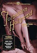 Forbidden Hollywood Collection, Volume 1 (Baby Face / Red-Headed Woman / NEW DVD