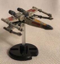 Star Wars Miniature Starship Battles LUKE SKYWALKER'S X-Wing Starfighter