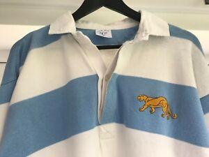Vintage Argentina Rugby Shirt