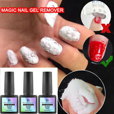 Nail Gel Burst Magic Remover Gel Nail Polish Soak off Acrylic Clean Degreaser.