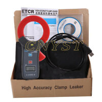 Clamp Leakage Current Meter Tester AC Meter Tester 0.00mA to 1200A