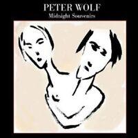 "PETER WOLF ""MIDNIGHT SOUVENIRS"" CD NEW!"