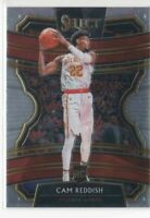 2019-20 Select Cam Reddish Concourse Rookie Card RC #96 Hawks
