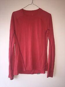 HOUDINI 100% Merino Wool Base Layer Thermo Top Sweatshirt