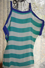 *   LIVING DOLL *** NWT *** UNUSUAL QUIRKY TOP SZ  10 ***