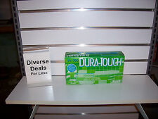 ANSELL EDIMONT DURA TOUCH VINYL GLOVES POWDERED CASE OF 10 BOXES SIZE MEDIUM