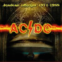 AC/DC - BROADCAST COLLECTION 1974-1988  14 CD NEU