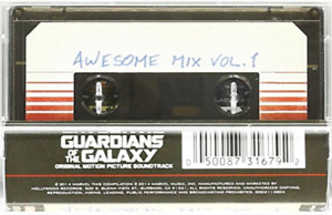 VARIOUS ARTISTS-GUARDIANS OF THE GALAXY: AWESOME MIX VOLUME (US IMPORT) CASS NEW