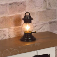 1/12 Scale Dolls House Emporium Traditional Victorian Tilley Lamp 12V 2513
