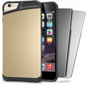 Smartish iPhone 6 Plus/6s Plus Case - Silk Armor Tough Case for Apple iPhone