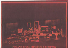 "Don & Joyce Brandon ""Last of the Great Stage Magicians"" Handout"