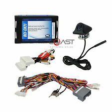 Car Radio Stereo Camera & Navigation Video Bypass for 07+ Chrysler Dodge Jeep