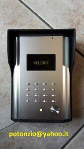 CITOFONO GSM CON APRICANCELLO (le chiamate del citofono sul tuo cellulare!)