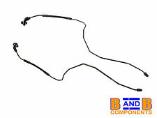 AUDI A3 S3 TT QUATTRO GOLF R32 REAR BRAKE PIPE HOSE LINES L/H & R/H A1193