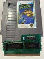 Alpha Mission NES Nintendo Entertainment System Tested Authentic Cart